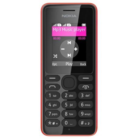 Мобильный телефон Nokia 108 Red