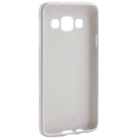 Силиконовый чехол Samsung A300 white