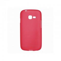 Силиконовый чехол Samsung S7262 red