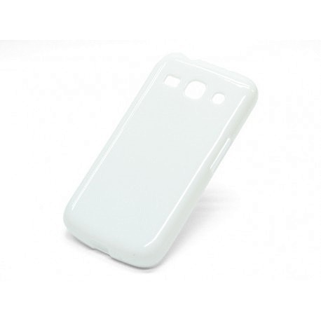 Силиконовый чехол Samsung G350 white