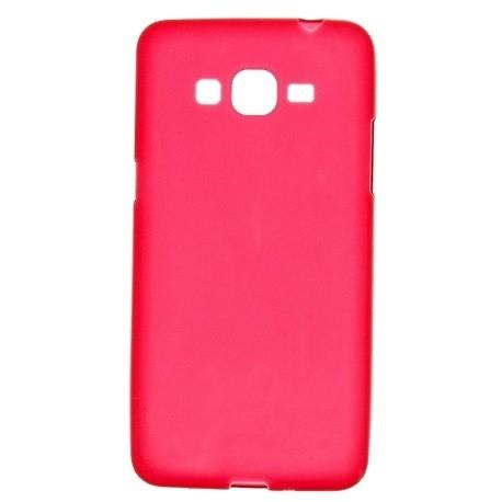 Силиконовый чехол Samsung G531 pink