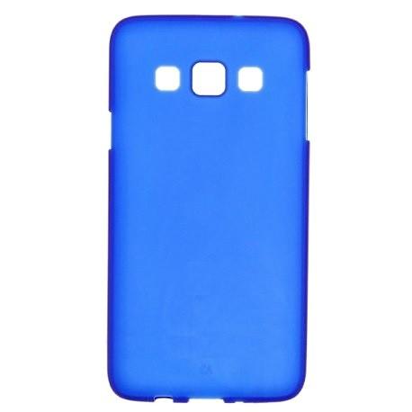 Силиконовый чехол Samsung G531 blue