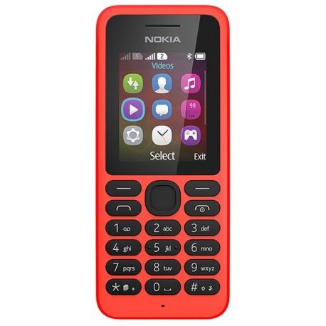 Мобильный телефон Nokia 130 Dual SIM Red