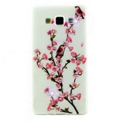 Силиконовый чехол Lenovo A319 Sakura Blossom