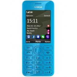 Мобильный телефон Nokia Asha 206 Cyan