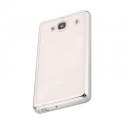 Силиконовый чехол Xiaomi Redmi 2 silver