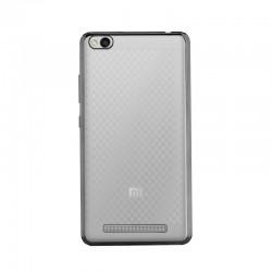 Силиконовый чехол Xiaomi Redmi 3 black