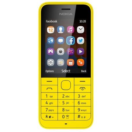 Мобильный телефон Nokia 220 Dual Yellow