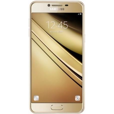 Смартфон Samsung Galaxy C5 gold