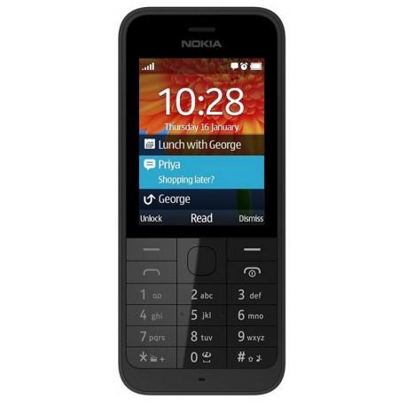Мобильный телефон Nokia 220 Dual Black
