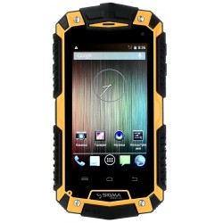 Смартфон Sigma mobile X-treme PQ16 yellow
