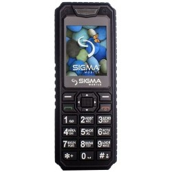 Мобильный телефон Sigma mobile X-style 11 Dragon black