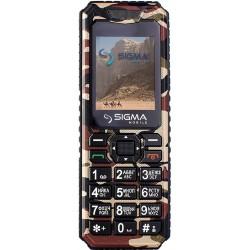 Мобильный телефон Sigma mobile X-style 11 Dragon coffe camouflage