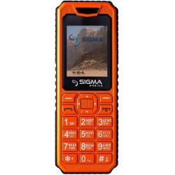Мобильный телефон Sigma mobile X-style 11 Dragon orange