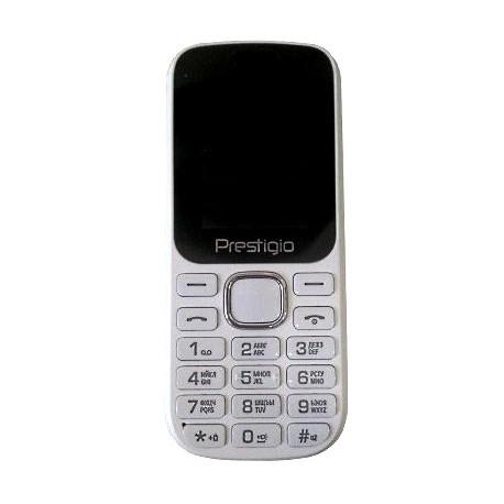 Мобильный телефон Prestigio 1180 Wize B1 duo white