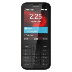 Мобильный телефон Nokia 225 Dual Black