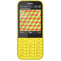 Мобильный телефон Nokia 225 Dual Yellow