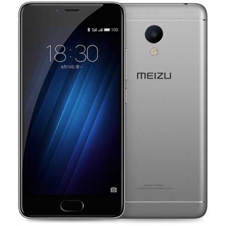 Смартфон Meizu M3s mini gray