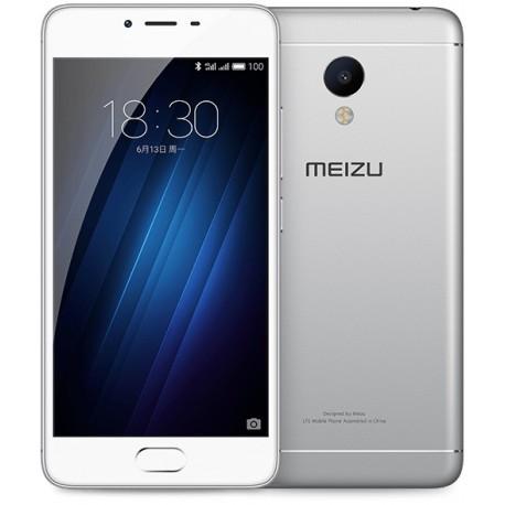 Смартфон Meizu M3s mini silver