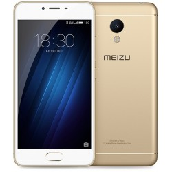 Смартфон Meizu M3s mini gold