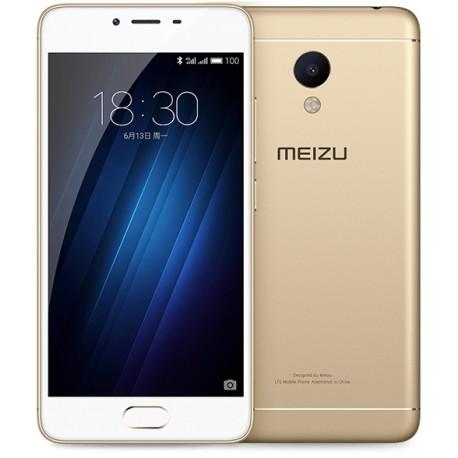 Смартфон Meizu M3s mini gold