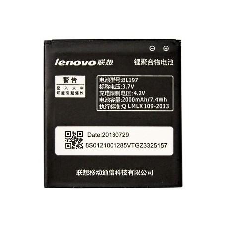 Аккумулятор для Lenovo A820