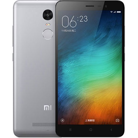 Смартфон Xiaomi Redmi Note 3 16gb grey