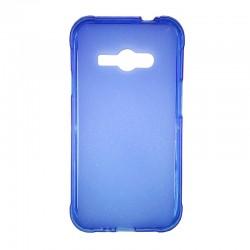 Силиконовый чехол Samsung J110 blue