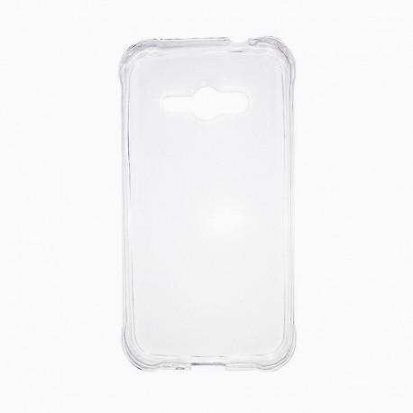 Силиконовый чехол Samsung J110 white