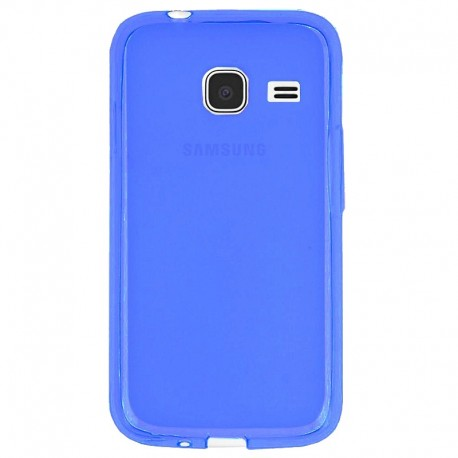 Силиконовый чехол Samsung J105 blue