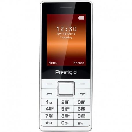 Мобильный телефон Prestigio Muze A1 1241 DS white