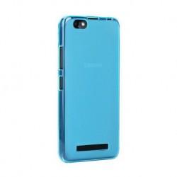 Силиконовый чехол Lenovo A2020 Vibe C blue