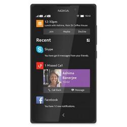 Смартфон Nokia XL Dual SIM Black