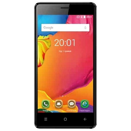 Смартфон Ergo F500 Force dual sim black