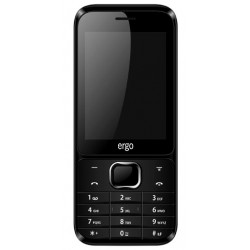 Мобильный телефон Ergo F280 Strong dual sim black