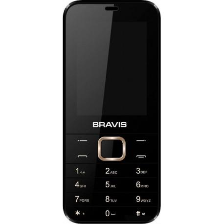 Мобильный телефон Bravis F241 Blade gold