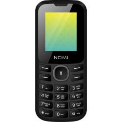 Мобильный телефон Nomi i184 Black-Grey