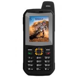 Мобильный телефон Sigma mobile X-Treme 3sim black