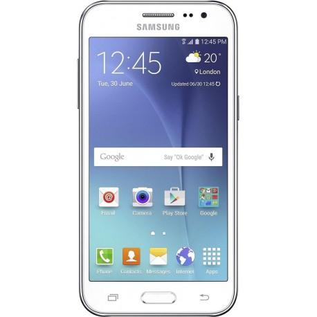 Смартфон Samsung Galaxy J2 duos J200 white