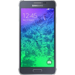 Смартфон Samsung G850F Galaxy Alpha Charcoal Black