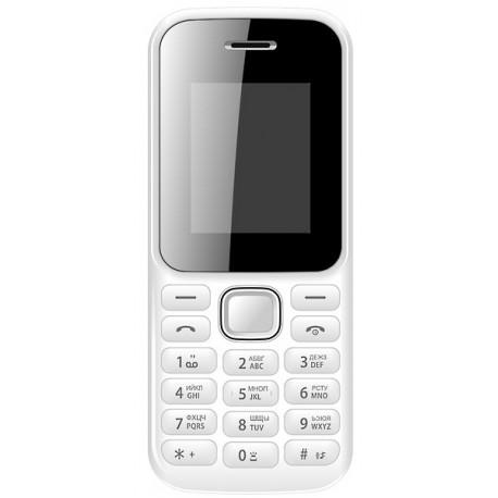 Мобильный телефон Bravis F180 Ring Dual Sim white