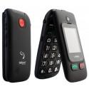 Телефон Sigma mobile Comfort 50 Shell Duo black