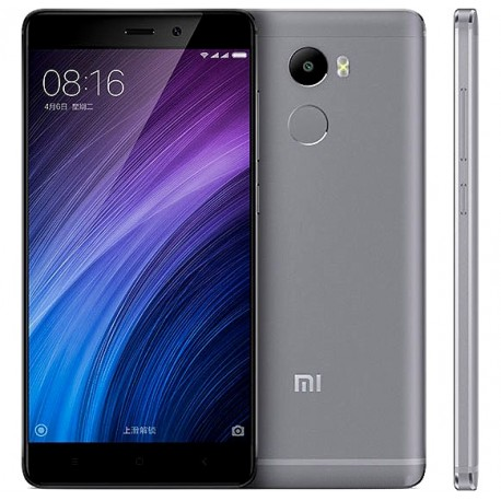 Смартфон Xiaomi Redmi 4 gray