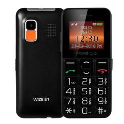 Мобильный телефон Prestigio PFP1182 Wize E1 black