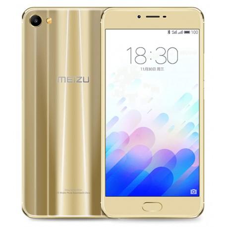 Смартфон Meizu M3x gold