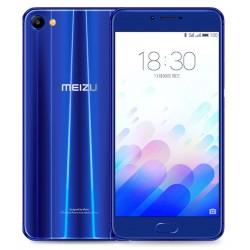 Смартфон Meizu M3x blue