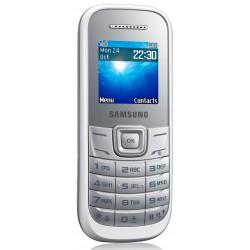 Мобильный телефон Samsung E1200 White
