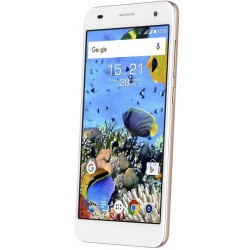 Смартфон Fly FS514 Cirrus 8 white-gold