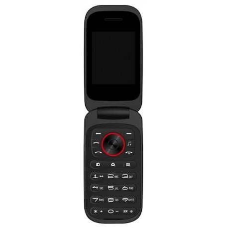 Мобильный телефон Bravis F243 Folder red