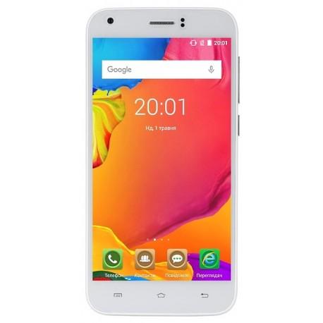 Смартфон Ergo A502 Aurum white